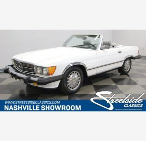 1987 Mercedes-Benz 560SL for sale 101017534