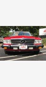 1987 Mercedes-Benz 560SL for sale 101034832