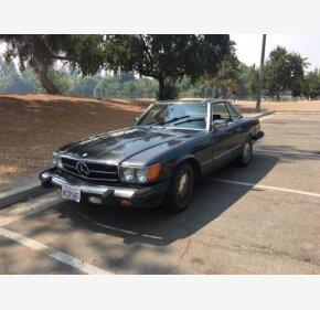 1987 Mercedes-Benz 560SL for sale 101038958