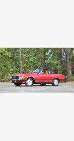 1987 Mercedes-Benz 560SL for sale 101050070