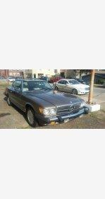 1987 Mercedes-Benz 560SL for sale 101068200