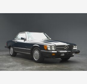 1987 Mercedes-Benz 560SL for sale 101070869