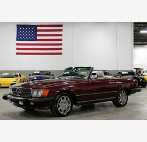 1987 Mercedes-Benz 560SL for sale 101088367