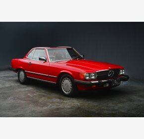 1987 Mercedes-Benz 560SL for sale 101095742
