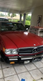 1987 Mercedes-Benz 560SL for sale 101101455