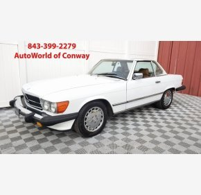 1987 Mercedes-Benz 560SL for sale 101104079
