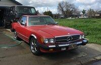 1987 Mercedes-Benz 560SL for sale 101106319