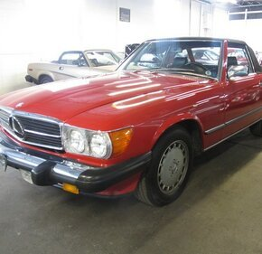 1987 Mercedes-Benz 560SL for sale 101139337