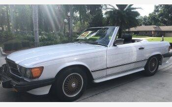 1987 Mercedes-Benz 560SL for sale 101142606