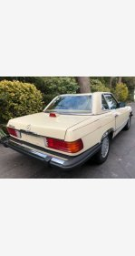 1987 Mercedes-Benz 560SL for sale 101151846