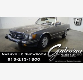 1987 Mercedes-Benz 560SL for sale 101157252