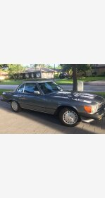 1987 Mercedes-Benz 560SL for sale 101211442