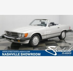 1987 Mercedes-Benz 560SL for sale 101236567