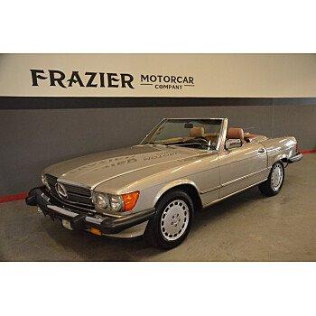 1987 Mercedes-Benz 560SL for sale 101237749
