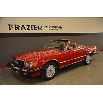 1987 Mercedes-Benz 560SL for sale 101237750