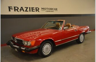 1987 Mercedes-Benz 560SL for sale 101237750