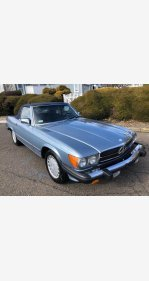 1987 Mercedes-Benz 560SL for sale 101269078