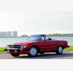 1987 Mercedes-Benz 560SL for sale 101271769