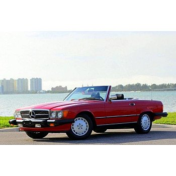 1987 Mercedes-Benz 560SL for sale 101271769