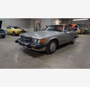 1987 Mercedes-Benz 560SL for sale 101281173