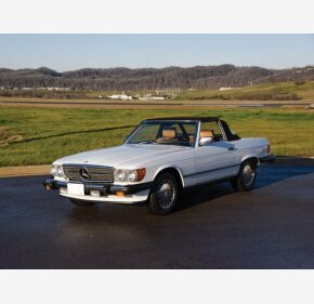 1987 Mercedes-Benz 560SL for sale 101282295