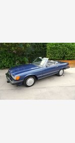 1987 Mercedes-Benz 560SL for sale 101283153