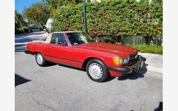 1987 Mercedes-Benz 560SL for sale 101285733