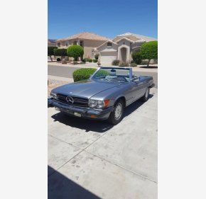 1987 Mercedes-Benz 560SL for sale 101291507