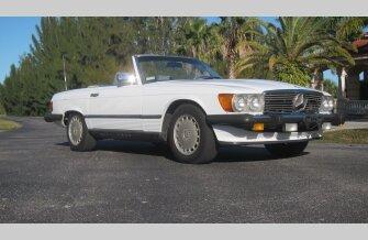 1987 Mercedes-Benz 560SL for sale 101298753