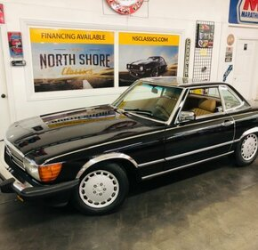 1987 Mercedes-Benz 560SL for sale 101307408