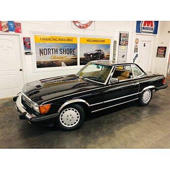 1987 Mercedes-Benz 560SL for sale 101307408