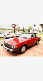 1987 Mercedes-Benz 560SL for sale 101316297
