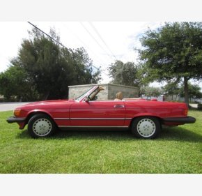 1987 Mercedes-Benz 560SL for sale 101326055