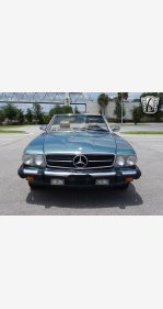 1987 Mercedes-Benz 560SL for sale 101327123