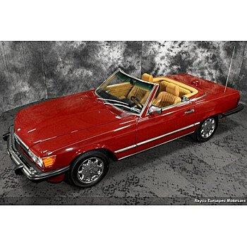 1987 Mercedes-Benz 560SL for sale 101331879