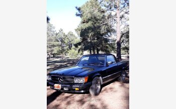 1987 Mercedes-Benz 560SL for sale 101339528