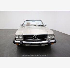 1987 Mercedes-Benz 560SL for sale 101343251