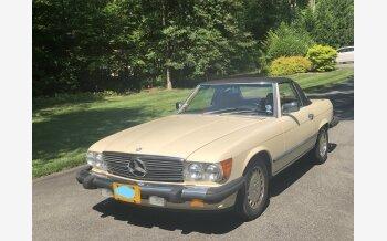 1987 Mercedes-Benz 560SL for sale 101345302