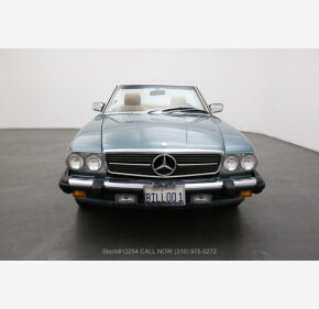 1987 Mercedes-Benz 560SL for sale 101352478
