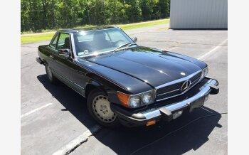 1987 Mercedes-Benz 560SL for sale 101353795