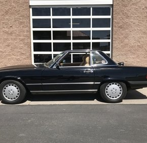 1987 Mercedes-Benz 560SL for sale 101359097