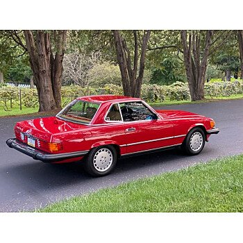 1987 Mercedes-Benz 560SL for sale 101366038