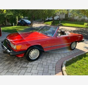 1987 Mercedes-Benz 560SL for sale 101367774