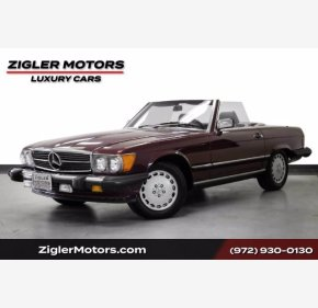1987 Mercedes-Benz 560SL for sale 101374864