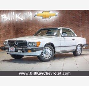 1987 Mercedes-Benz 560SL for sale 101381186