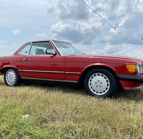 1987 Mercedes-Benz 560SL for sale 101381657