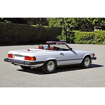 1987 Mercedes-Benz 560SL for sale 101385547