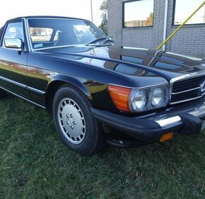 1987 Mercedes-Benz 560SL for sale 101404429