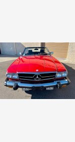 1987 Mercedes-Benz 560SL for sale 101407467