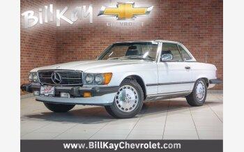 1987 Mercedes-Benz 560SL for sale 101415355